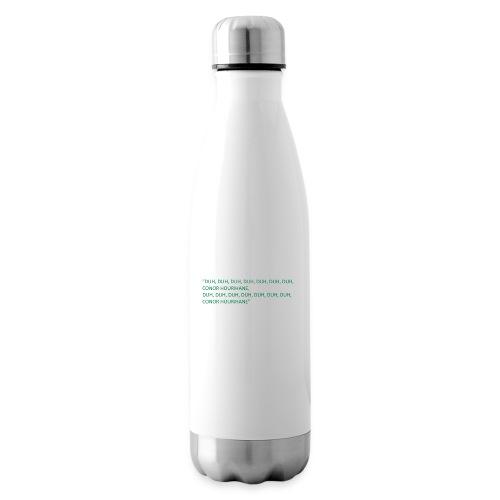 conor hourihane - Insulated Water Bottle