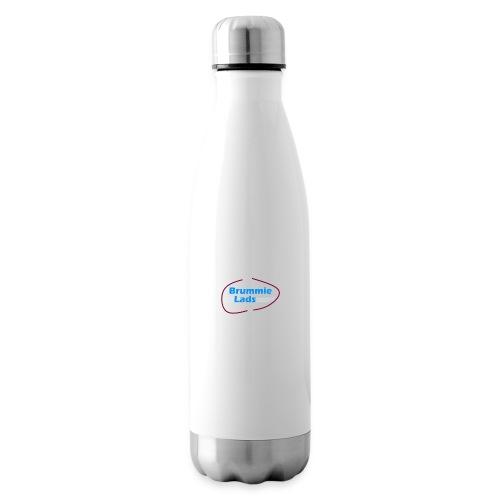 Brummie Lads Logo - Insulated Water Bottle