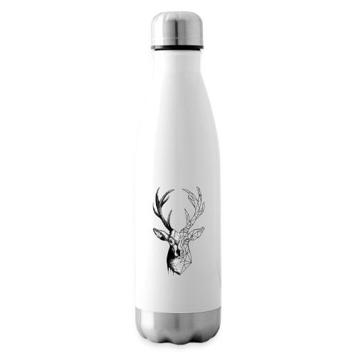 Kleiner Designer Hirsch - Isolierflasche