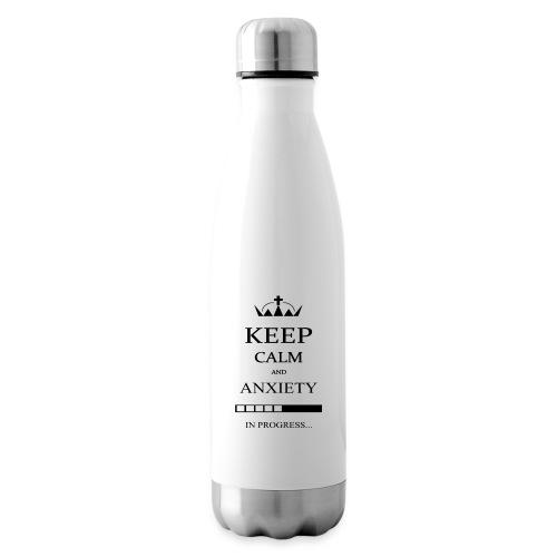 keep_calm - Termica Bottiglia