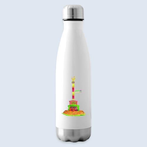 Siegessäule / BerlinLightShow / PopArt - Isolierflasche