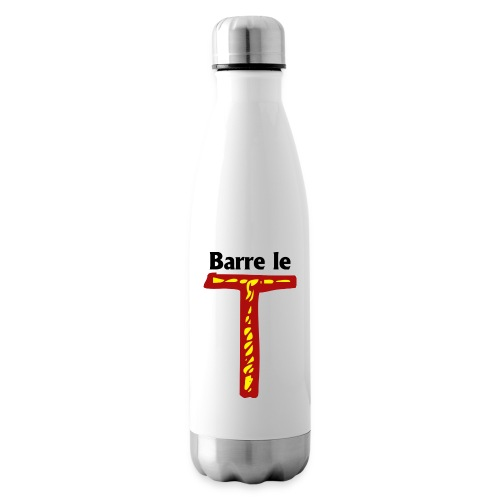 barre le t - Bouteille isotherme
