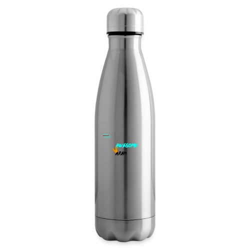 king awesome - Insulated Water Bottle