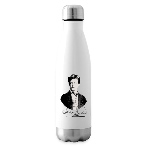 Rimbaud+signature.png - Bouteille isotherme