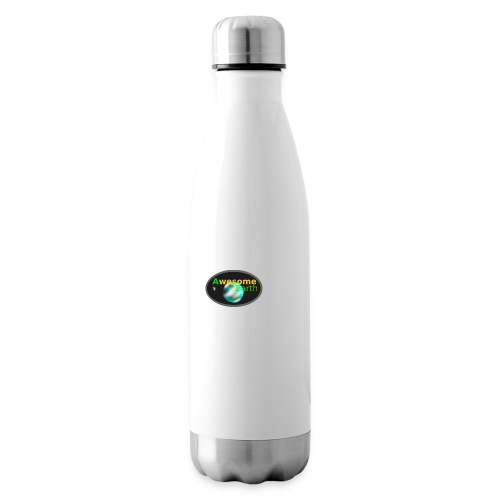 awesome earth - Insulated Water Bottle