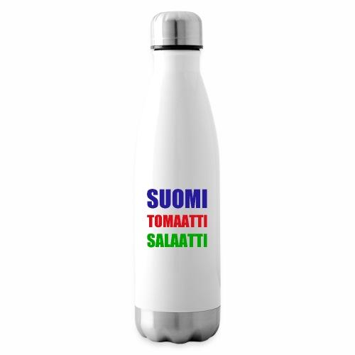 SUOMI SALAATTI tomater - Isolert flaske