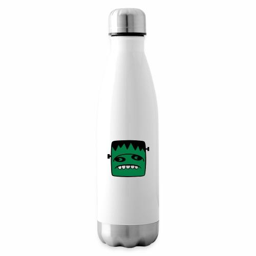 Fonster pur weißer Rand - Isolierflasche