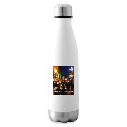 GALWAY IRELAND SHOP STREET - Insulated Water Bottle