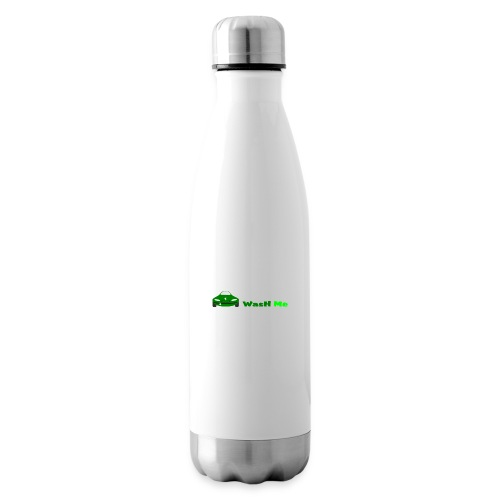 wash me - Insulated Water Bottle