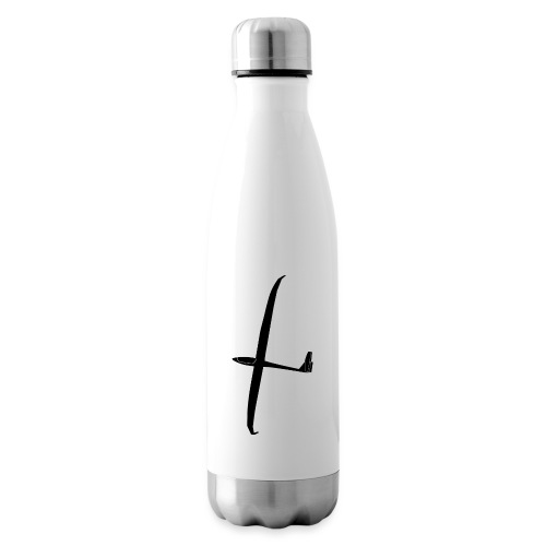 Glider Silhouette - Insulated Water Bottle