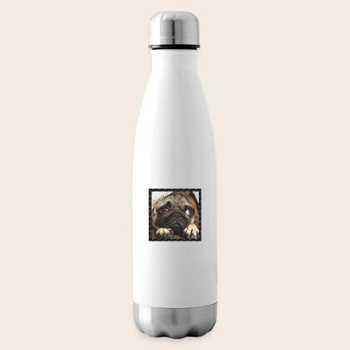 Mops Hund 1 - Isolierflasche