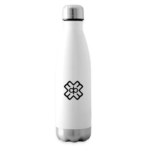 d3ep logo black png - Insulated Water Bottle