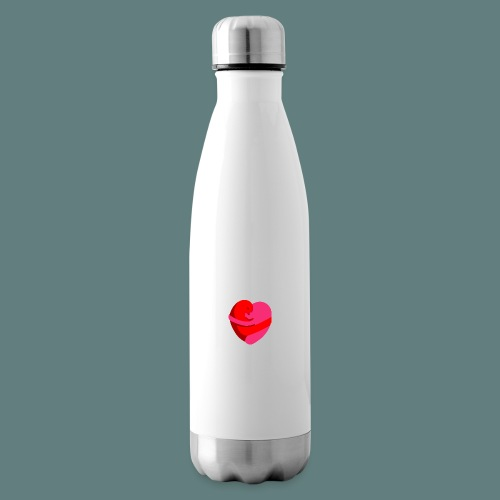 hearts hug - Termica Bottiglia