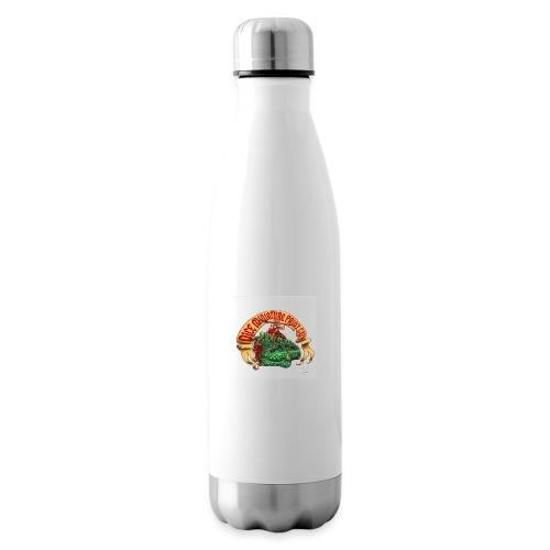 DiceMiniaturePaintGuy - Insulated Water Bottle