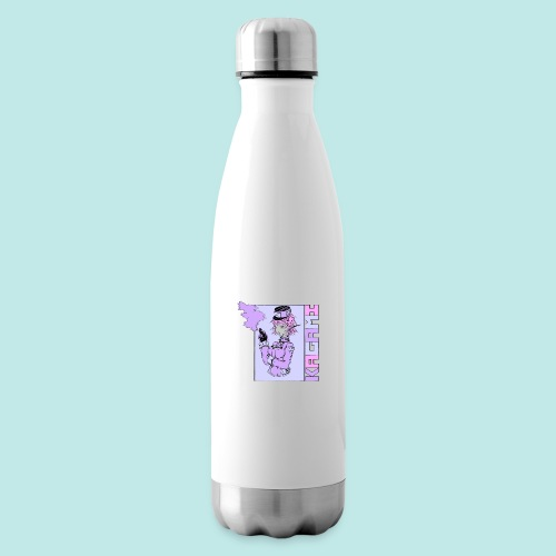 Femme militaire elfe fumer - Bouteille isotherme