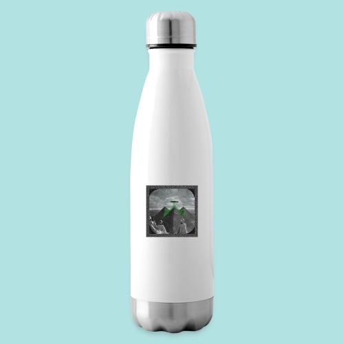 Invaders_sized4t-shirt - Insulated Water Bottle