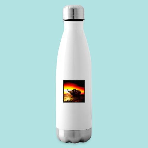 Wandering_Bull - Insulated Water Bottle