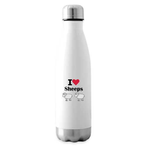 I-love-sheeps - Bouteille isotherme