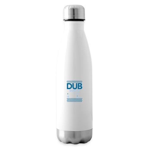 Dublin Ireland Travel - Insulated Water Bottle