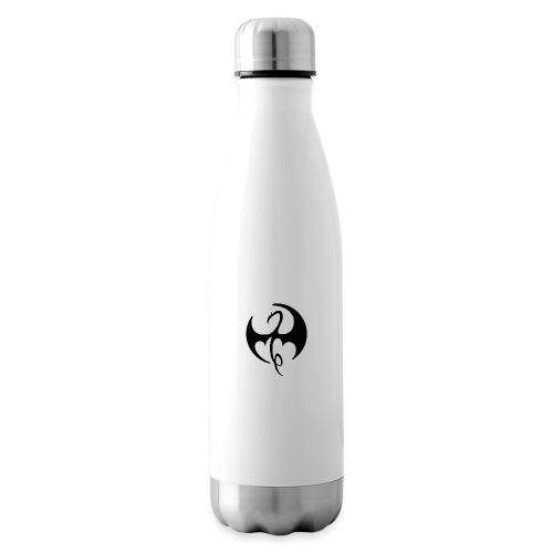 Ironfist Logo - Insulated Water Bottle