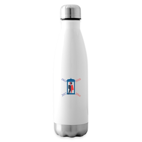 Mr or Ms Who - Insulated Water Bottle