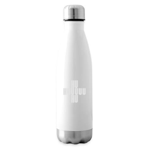 HUUUHU Schlachtruf - Isolierflasche