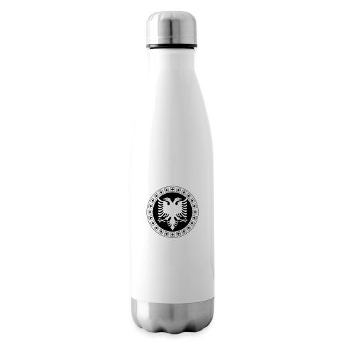 Albanien Schweiz Shirt - Isolierflasche