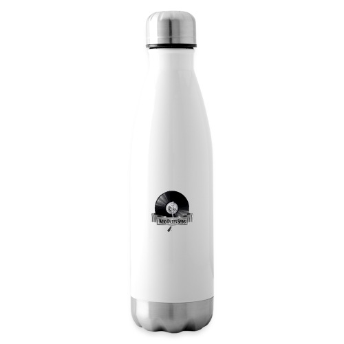 WHO DARES SPINS - Insulated Water Bottle
