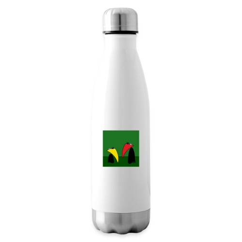 Raving Ravens - in the jungle - Isolierflasche