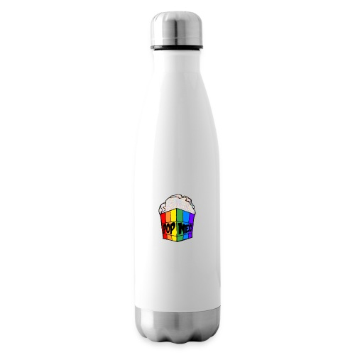 PopMeC logo special edition - Insulated Water Bottle