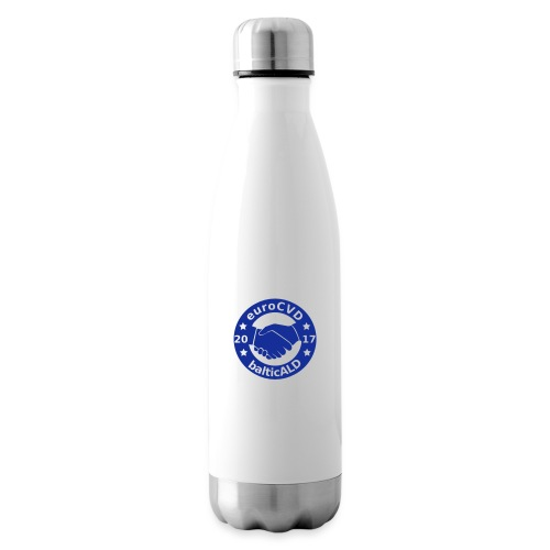 Joint EuroCVD-BalticALD conference womens t-shirt - Insulated Water Bottle
