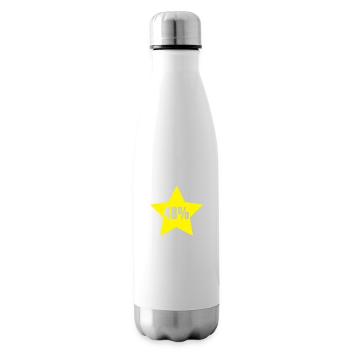 48% in Star - Insulated Water Bottle