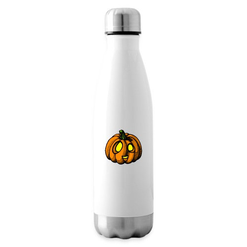 Pumpkin Halloween scribblesirii - Isolierflasche
