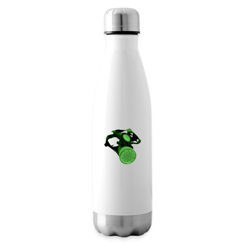 gas shield - Insulated Water Bottle