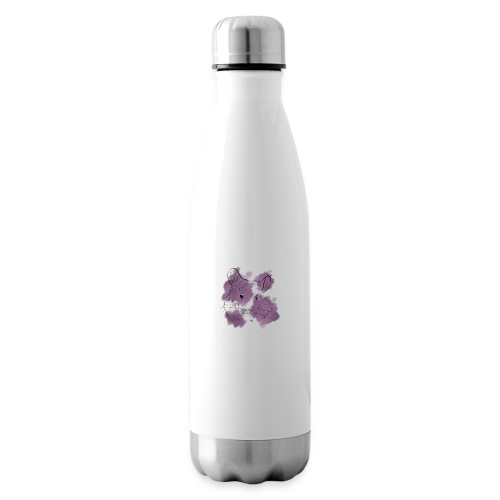 Violet splash chinchilla - Termospullo