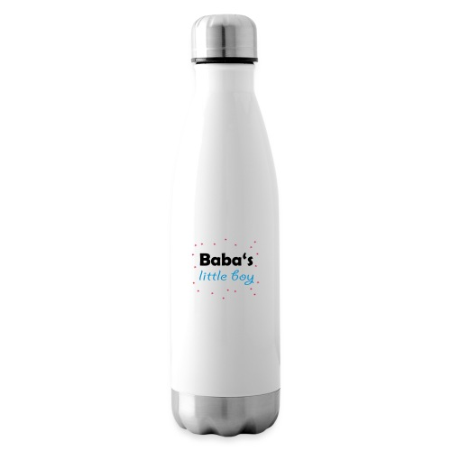 Baba's litte boy Babybody - Isolierflasche