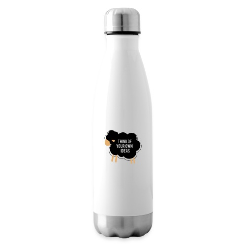 Think of your own idea! - Insulated Water Bottle
