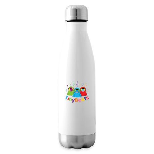 TinyBeats - Insulated Water Bottle