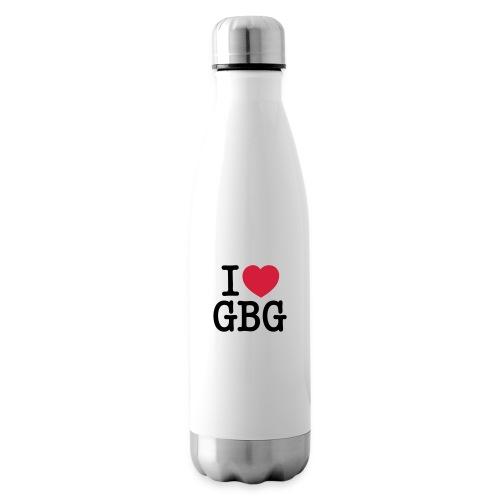 I love GBG - Termosflaska