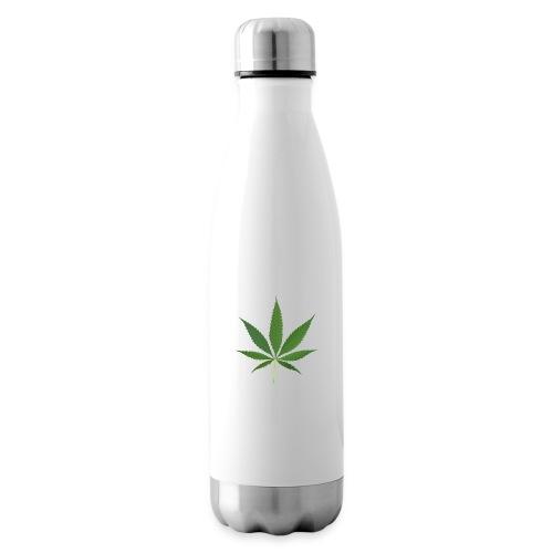2000px-Cannabis_leaf_2 - Termoflaske