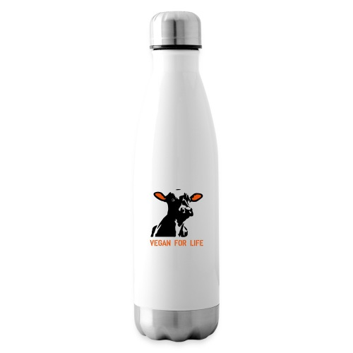colorida vegan for life - Isolierflasche