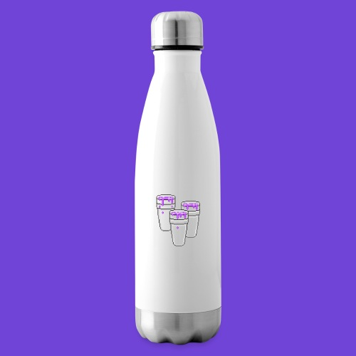 Purple - Termica Bottiglia