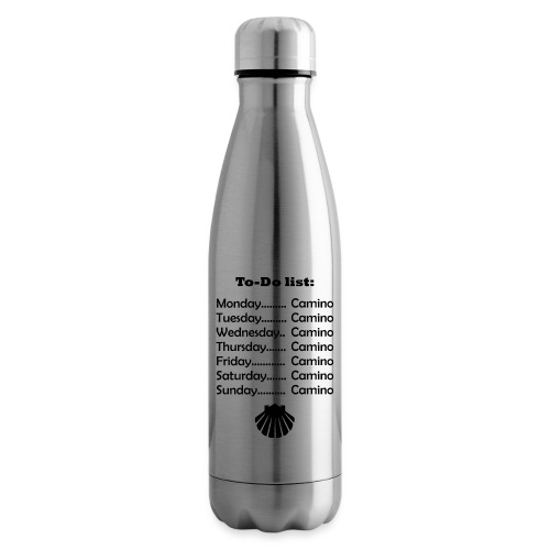 To-do list: Camino - Termoflaske