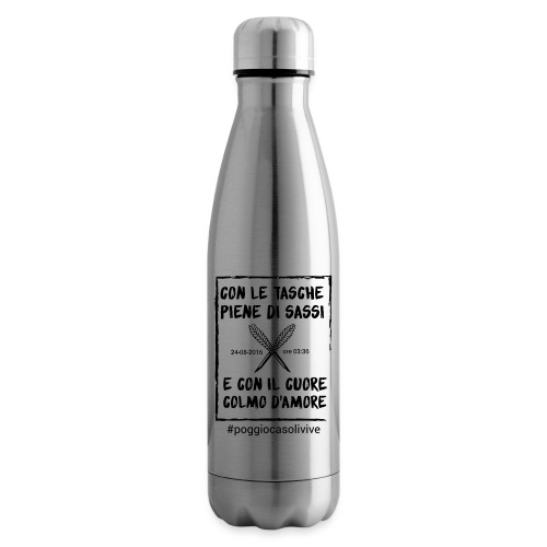 patch cuoresassi - Termica Bottiglia