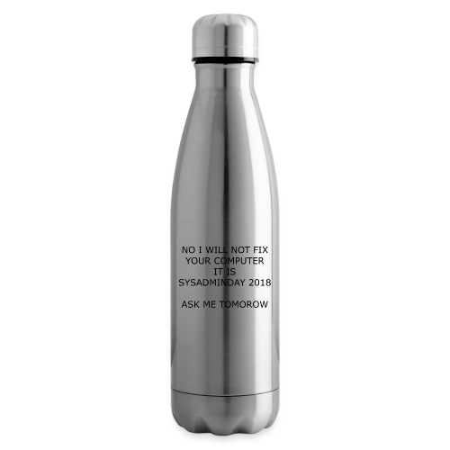 fixpc - Insulated Water Bottle