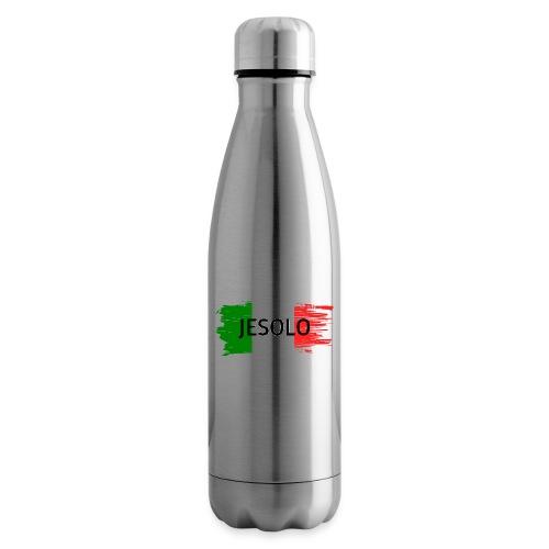 Jesolo auf Flagge - Isolierflasche