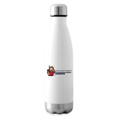 Oldboy Gamers Fanshirt - Isolert flaske