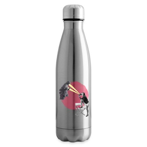 cine vintage - Botella térmica