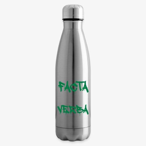 FACTA NON VERBA - Thermosfles