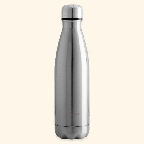 Lachnummer für Deutschland - Isolierflasche